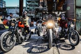 Harley Ruhrpott Meeting 2017 by Ben Ott-20